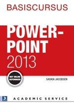 Basiscursussen  -   Basiscursus Powerpoint 2013