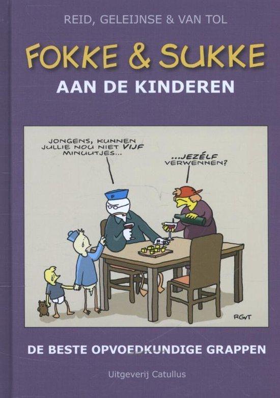 Boek cover Fokke en Sukke aan de kinderen van Reid (Hardcover)