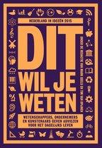 Nederland in ideeen 2 -   Nederland in ideeën 2015: Dit wil je weten