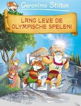 Een reis door de tijd 8 -   Lang leve de Olympische Spelen!