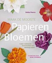 Maak de mooiste papieren bloemen