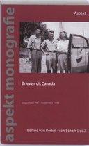 Aspect monografie  -   Brieven uit Canada