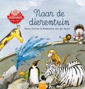 Kinderboeken Clavis Dierentuin - Willewete: Naar de dierentuin. 4+