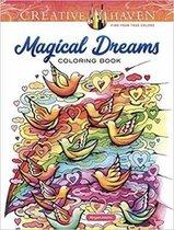 Creative Haven Magical Dreams Coloring Book