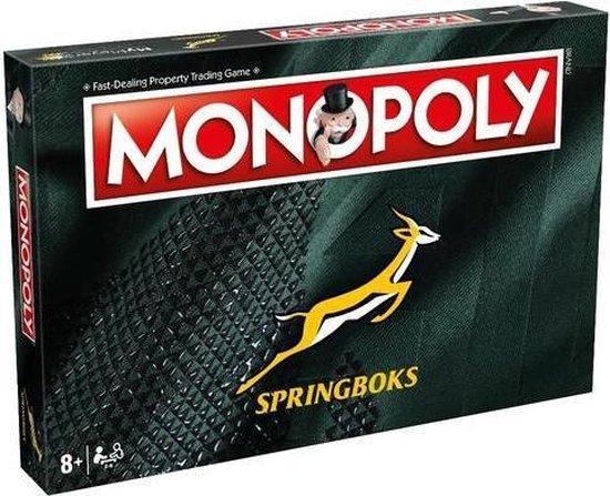 Afbeelding van het spel Springboks Monopoly Board Game