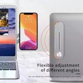 Magnetische telefoonhouder voor op laptop - Laptop gadget - Smartholder - Magnetische telefoonhouder - Phonemount - Side holder laptop - Telefoonhouder met magneet