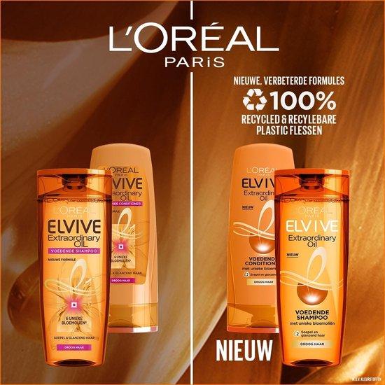 L'Oréal Paris Elvive Extraordinairy Oil Conditioner - 6x200 ml - Voordeelverpakking - L'Oréal Paris