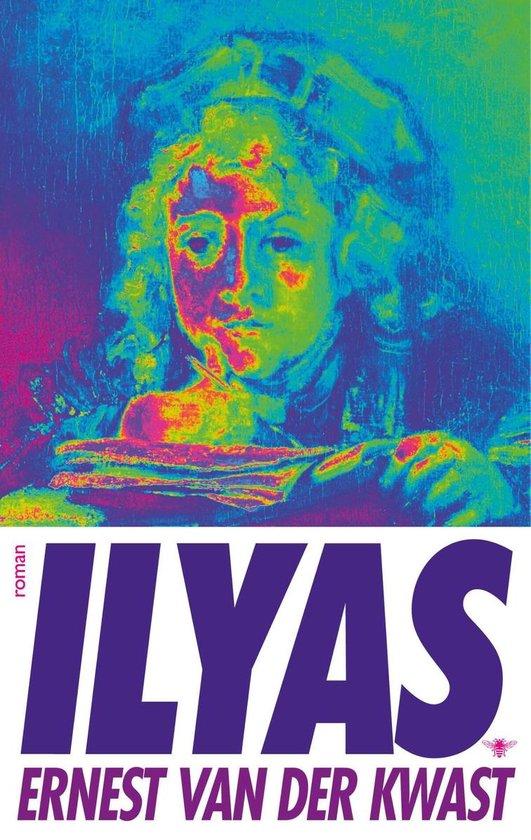 Boek cover Ilyas van Ernest van der Kwast (Onbekend)