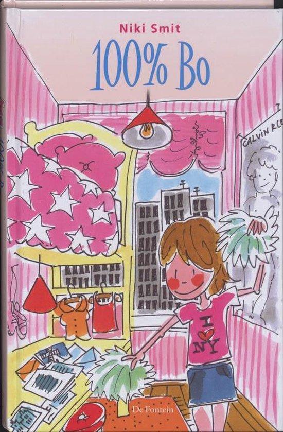 Cover van het boek '100% Bo' van Niki Smit
