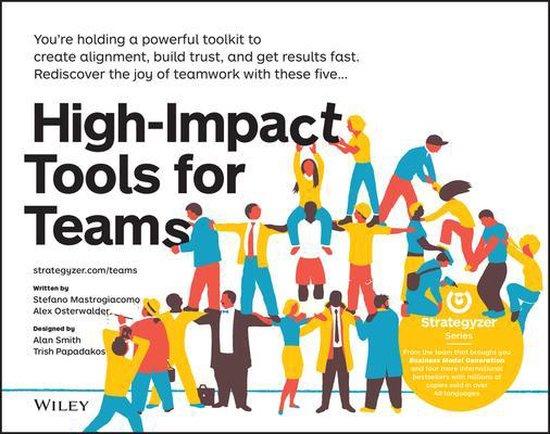 Boek cover High-Impact Tools for Teams van Stefano Mastrogiacomo (Paperback)