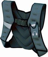Tunturi Gewichtsvest - grijs/zwart
