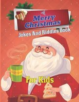 Merry Christmas Jokes And Riddles Book For Kids