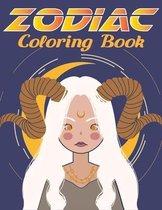 Zodiac Coloring Book