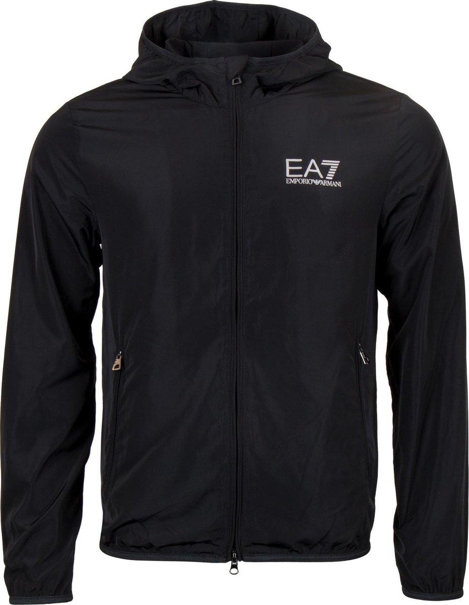 EA7 Jas - Mannen - zwart