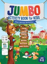 Jumbo Activity Book for Kids