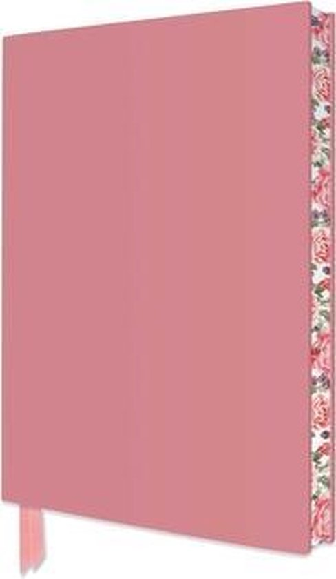 Baby Pink Artisan Notebook (Flame Tree Journals)