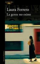 Boek cover La gente no existe van Laura Ferrero