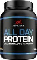 XXL Nutrition All Day Protein - Proteïne Poeder / Proteïne Shake - Vanille 1000 gram