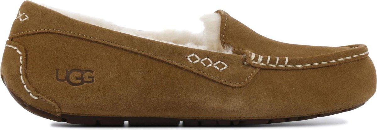 UGG Vrouwen Pantoffels -  Ansley - Cognac - Maat 39