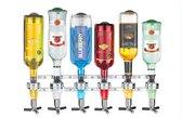 United Entertainment - Bar Butler Shots Muurdispenser - Voor 6 flessen