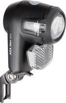 AXA LED Koplamp Nox City Fietsverlichting - Batterij - 4 Lux - Zwart