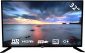 HKC 32F1D-EU - HD LED-tv van 80 cm (32 inch) (HD. Triple Tuner. CI+. HDMI. USB)