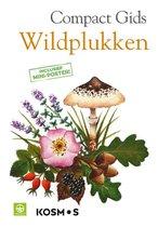 Compactgidsen natuur  -   Compactgids Wildplukken