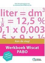Werkboek Wiscat Pabo