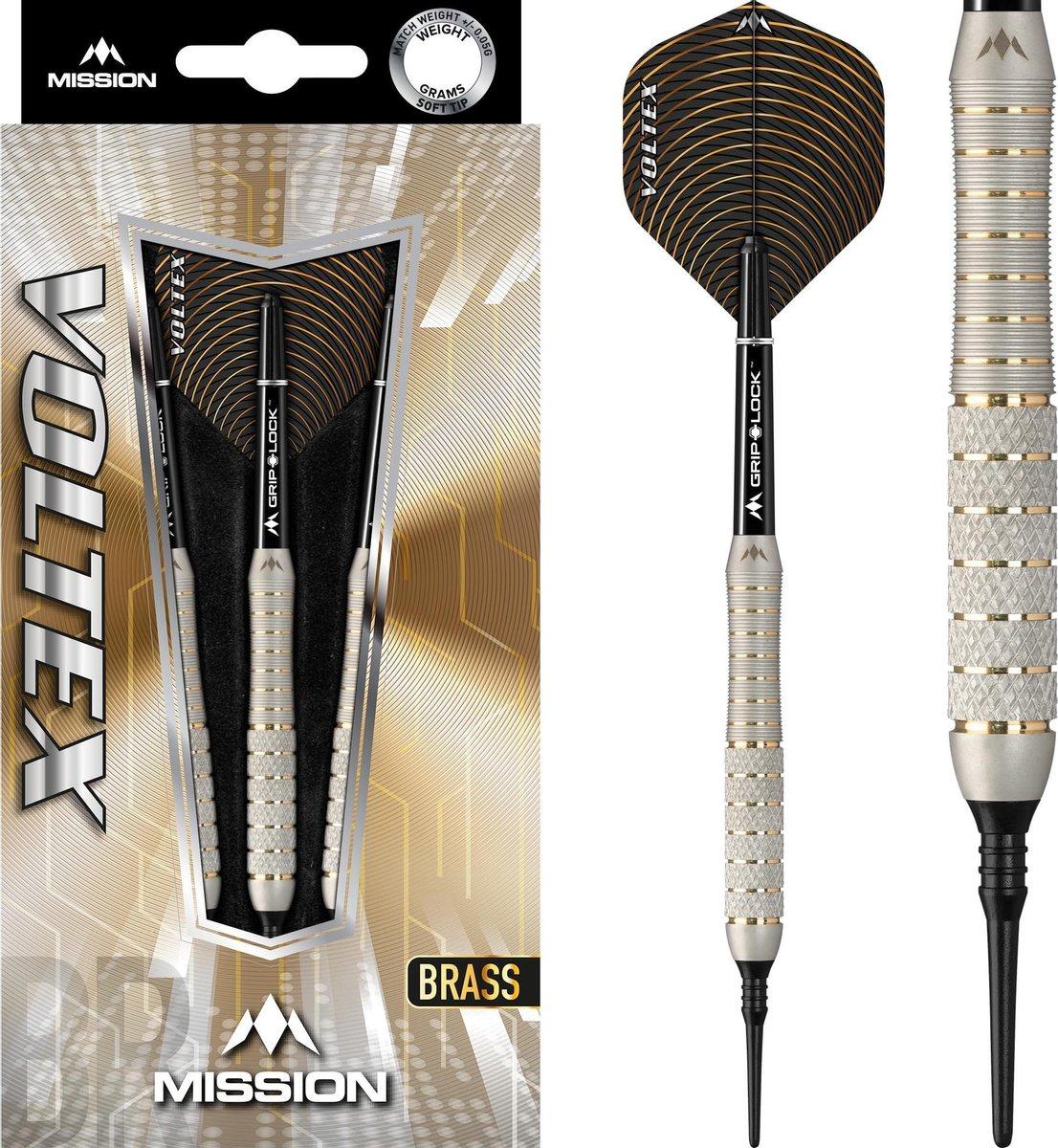 Mission Voltex M1 Brass Soft Tip - 21 Gram