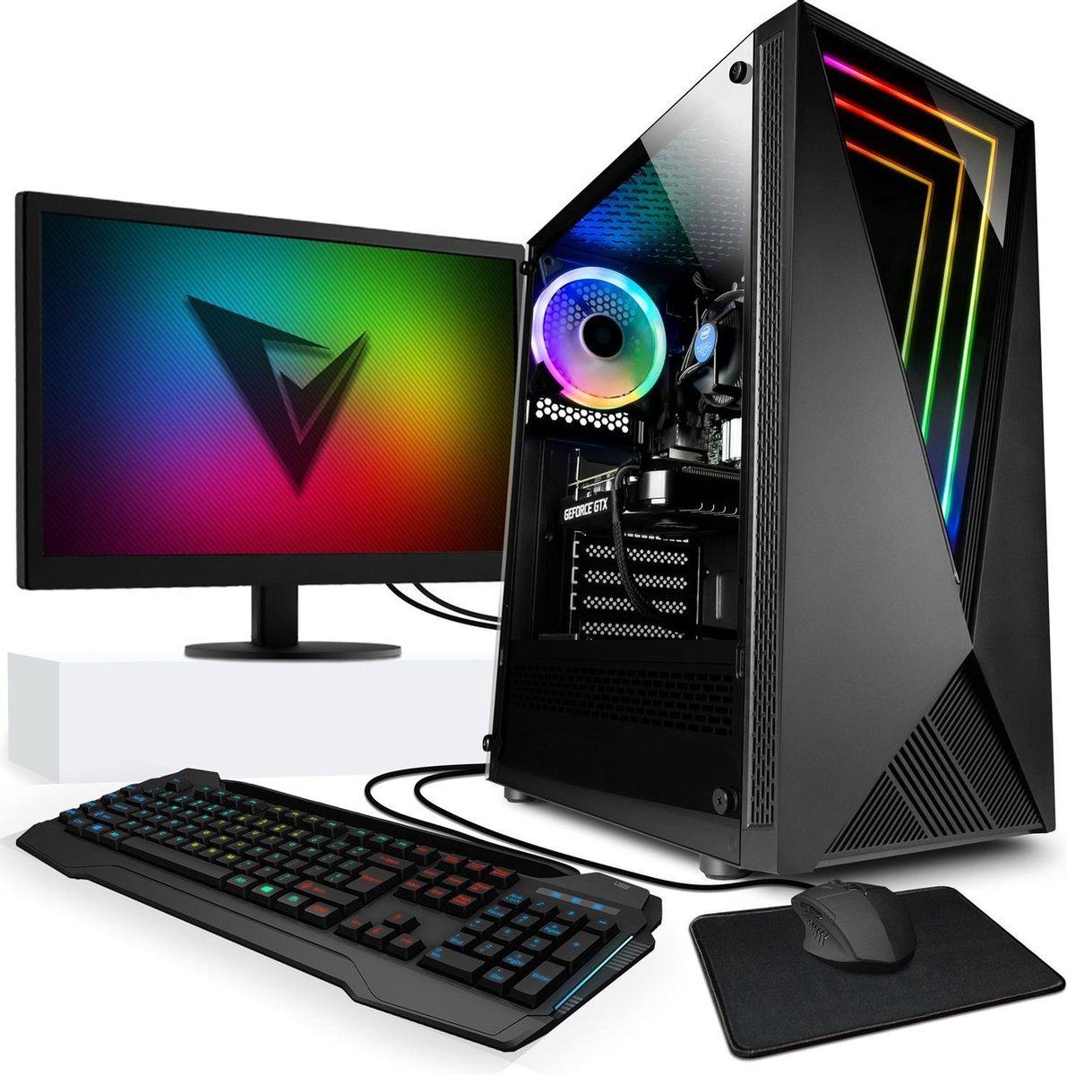 Vibox Gaming Desktop 4-4 – Game PC