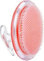 Borstel om scheerbultjes en ingegroeide haren te behandelen en voorkomen - Scheerirritatie - Scheren - Ingegroeide haren - Scheerbultjes - Scrubborstel - Scrub - Huidborstel - Uitslag - Scheerirritatie voor gezicht, oksels, benen, schaamstreek en nek