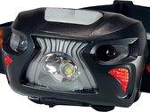 King Mungo Hoofdlamp LED Oplaadbaar - Bewegingssensor - 200 Lumen