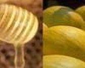 Sauna opgietmiddel Honing Meloen 1L - Sauna opgietconcentraat Honing Meloen - Sauna opgiet geur - sauna accessoires