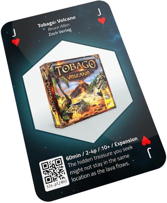 Thumbnail van een extra afbeelding van het spel SPIEL.digital 2020 Neuheiten Speelkaarten