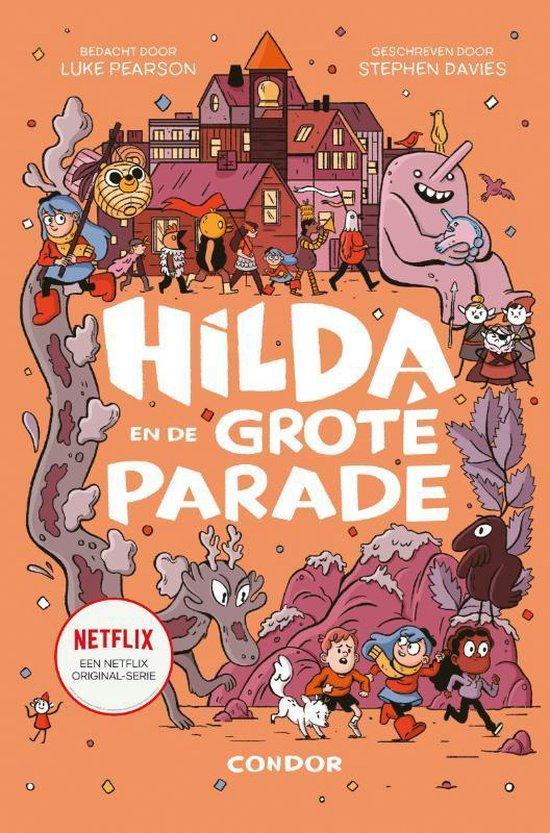 Hilda - Hilda en de grote parade