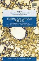 Boek cover Ending Childhood Obesity van