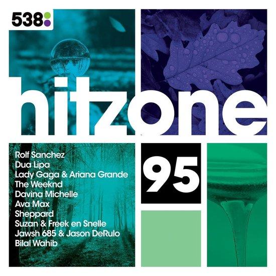CD cover van 538 Hitzone 95 van Hitzone