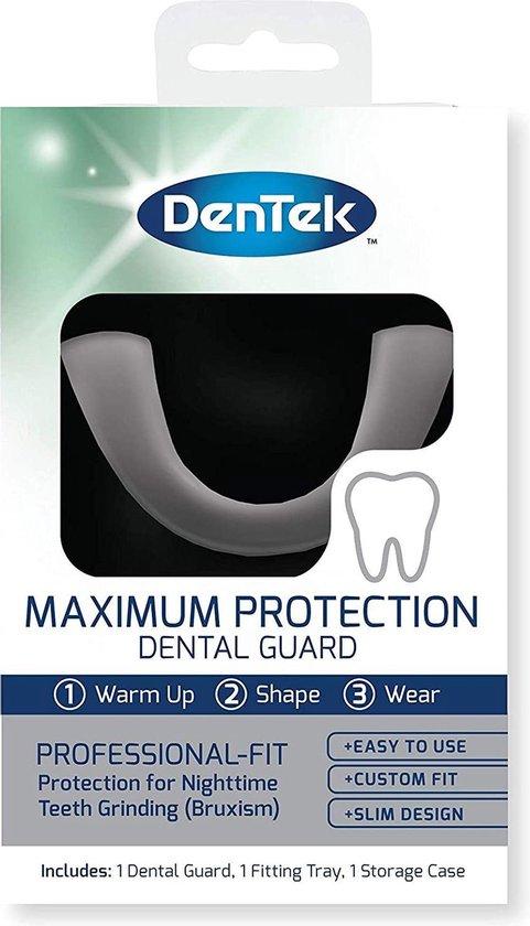 Dentek Dental Guard Maximum Protection Tandenknars bitje - One Size Fits All