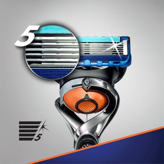 Gillette Fusion ProGlide met Flexball Technologie Scheersysteem - Scheermes