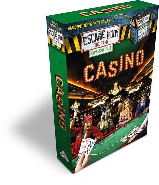Uitbreidingsset Escape Room The Game Casino
