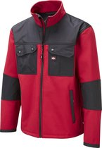 Red Softshell Red L