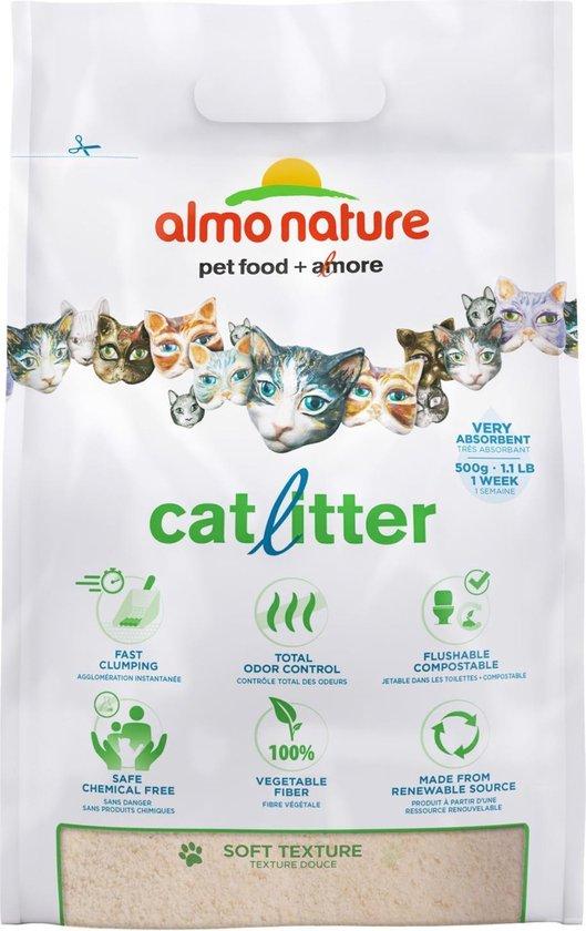 Almo Nature Catlitter - Kattenbakvulling