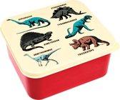 Grote brooddoos dinosaurus - Rex London