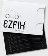 EZFIX for wheels krasverwijderaar: in Black Gloss voor alle Tesla modellen
