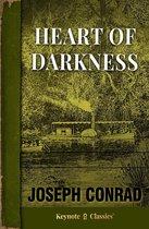 Boek cover Heart of Darkness (Annotated Keynote Classics) van Joseph Conrad