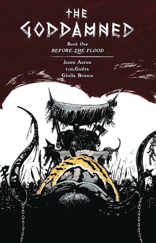 The Goddamned Oversized 'Before the Flood'
