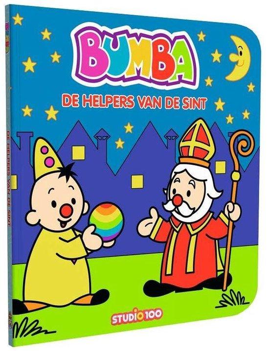 Boek cover Bumba Kartonboek - De Helpers Van De Sint van  (Onbekend)