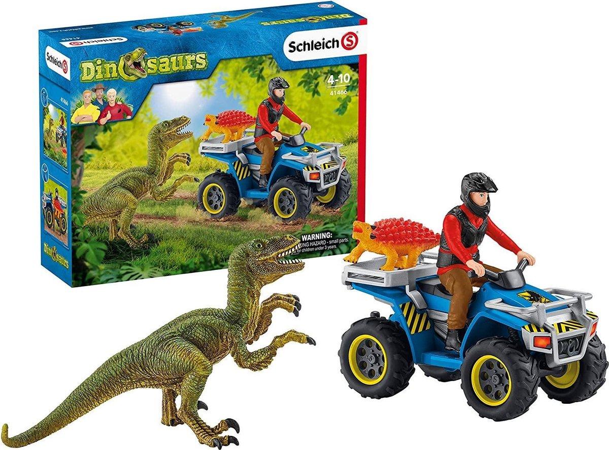 ?Schleich - Quad escape from Velociraptor? (41466)?