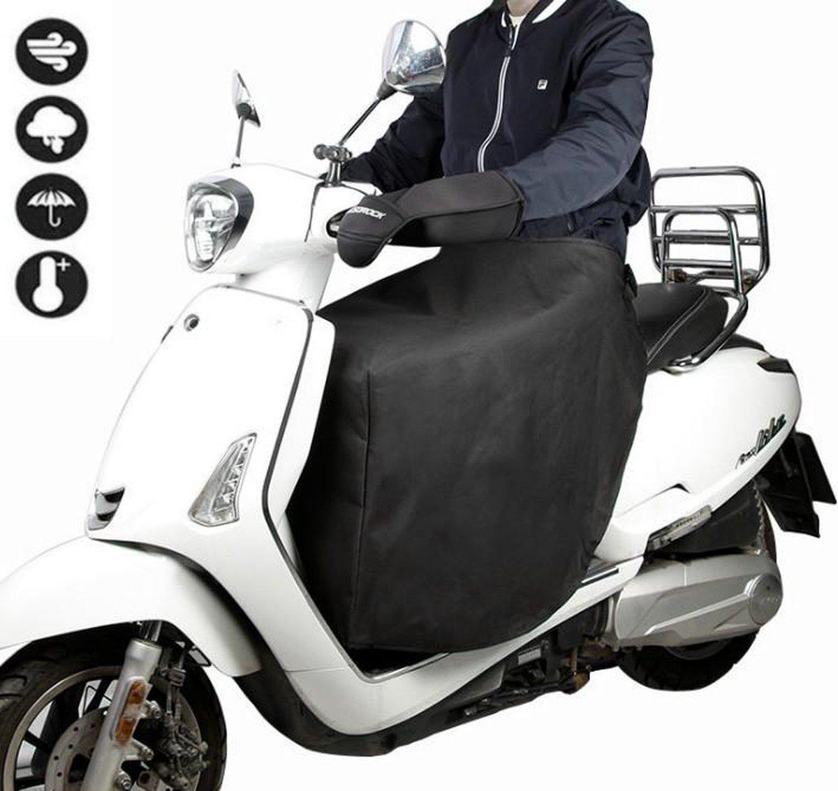 Scooter beenkleed - universeel beenkleed voor in de kou - scooter beenwarmer - scooter deken - scoot
