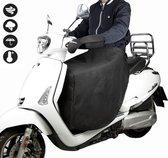 Scooter beenkleed - universeel beenkleed voor in de kou - scooter accesoires - scooter hoes